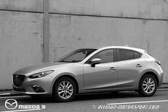 Mazda 3 (2014 spec) (belgian.motorsport) Tags: 3 mazda mazda3 axela 2014 axelia
