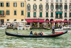 More Gondola (Scottmh) Tags: travel venice italy water nikon europe canals gondola venezia d60 2013