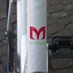 Montana bicycle head badge logo thumbnail