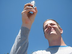"""Derek Taking a Video • <a style=""""font-size:0.8em;"""" href=""""http://www.flickr.com/photos/109120354@N07/11042911294/"""" target=""""_blank"""">View on Flickr</a>"""