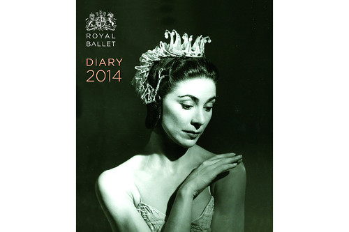 The Royal Ballet Desk Diary 2014 Roh 2013