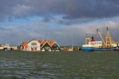 Kombuis en TX-94, Oudeschild - Texel (Romar Keijser) Tags: 6 storm haven wadden december zee 12 texel skil oudeschild 2013 springtij 6122013