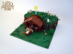 The Manger Set (Viktor-Persson) Tags: horse joseph star cow lego mary jesus goat manger bible bethlehem stable nativity nativityscene minifigures nativitystory legonativity thelegonativitystory