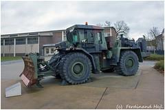 Zettelmeyer ZD3000 (ferdahejl) Tags: museum army tank military armour bundeswehr armoured wehicle militarymuseumdresden zettelmeyerzd3000