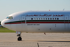 ex-Royal Air Maroc 767-328/ER N365CM at ILN (Lunken Spotter) Tags: ohio airplane flying airport waiting aircraft aviation jets airplanes flight jet cargo storage arabic morocco planes oh boeing wilmington airports aviao flugzeug freight avion 767 freighter boeing767 767300 iln stored b763 royalairmaroc boeing767300 aviationphotography cargoairliner cnrog 767328er boeing767328er vliegtug airborneairpark cargoairline wilmingtonairpark cargoaircraftmanagement n365cm