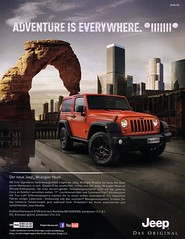 Jeep Wrangler (2013) JK Moab: ADVENTURE IS EVERYWHERE! (H2O74) Tags: auto road original red terrain rot cars car wheel ads advertising rouge drive rojo automobile all publicidad jeep offroad 4x4 ad 4wd off voiture special advertisement adventure anncio coche carros advert carro moab chrysler autos suv werbung limited edition rood rosso publicit command jk coches reklame advertisment voitures publicitario edicin especial adverts automvil anzeige trac wrangler terreno freiheit automobil abenteuer gelndewagen anzeigen dition spciale 2013 limitiert autowerbung werbungen limitierte reklamen sondermodell 4wa autowerbungen limitiertes