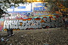 KRYME, SEKS, JUVIE (STILSAYN) Tags: california graffiti oakland bay east area 2014 seks juvie krime kryme