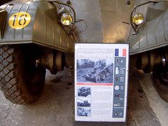 """Panhard EBR Armoured Car (24) • <a style=""""font-size:0.8em;"""" href=""""http://www.flickr.com/photos/81723459@N04/12461182643/"""" target=""""_blank"""">View on Flickr</a>"""