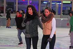 Picture Of Citi Pond Ice Skating At Bryant Park In New York City. This Is The Last Weekend For The Citi Pond Ice Skating At Bryant Park. Photo Taken Friday February 28, 2014 (ses7) Tags: park new york city pond bryant citi in at