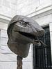 Cleveland Museum of Art 03-16-2014 - Chinese Zodiac 9 - Snake (David441491) Tags: statue bronze snake chinese zodiac clevelandmuseumofart