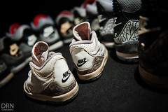 Baby 1988 White Cement III's. (dunksrnice) Tags: jr rolo 2014 tanedo dunksrnice wwwdunksrnicenet rolotanedo dunksrnicenet rolotanedojr