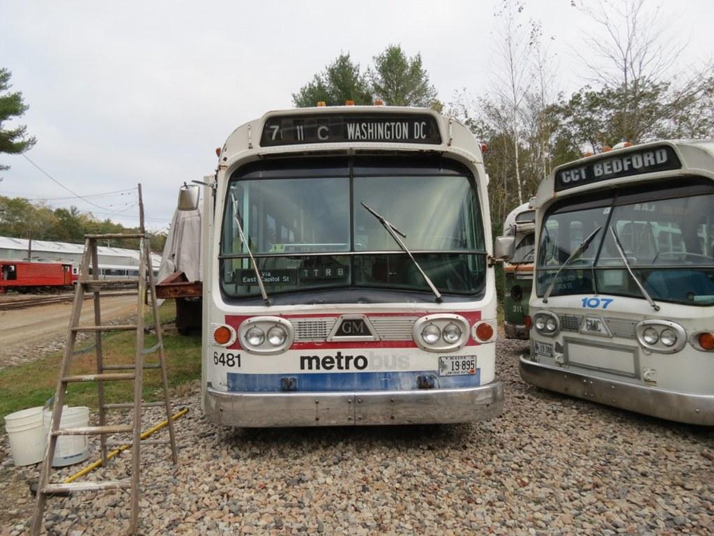 Wmata Washington Dc General Motors Bus Gm New Look - Wallpaperzen org