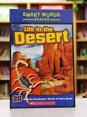 Life in the Desert (Vernon Barford School Library) Tags: new school ecology smart reading book words high desert reader library libraries reads books super science christine read paperback cover junior covers bookcover pick middle habitat vernon quick deserts recent materials picks qr vocabulary bookcovers nonfiction paperbacks caputo scholastic readers habitats barford softcover a quickreads quickread readingmaterials vernonbarford softcovers superquickpicks superquickpick 9780545593564
