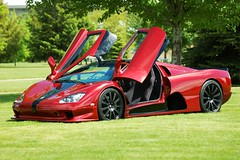 SSC ULTIMATE AERO, $ 654 400