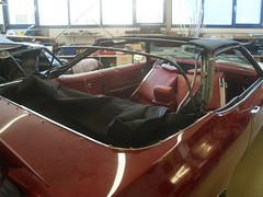 01 Oldsmobile Delta 88 Verdeck Montage drs 01 (best_of_ck-cabrio) Tags: delta 98 oldsmobile verdeck 88royale 19711976