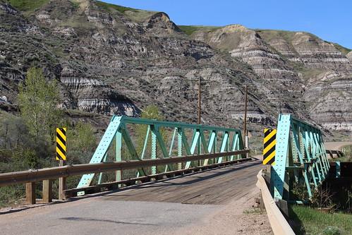 Eleven Bridges of Wayne – Bridge No. 5 (Wayne, Alberta)