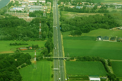 Belgium from above