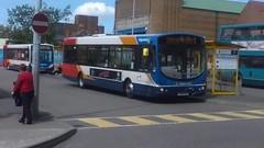 Stagecoach Chester & Wirral, Wright Solar,  YN05 WKK (28553) (NorthernEnglandPublicTransportHub) Tags: