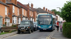 The Grange Park 28s (bobsmithgl100) Tags: bus buh surrey alexander dennis guildford stoughton route28 manorroad 4020 enviro200 gn58 gn58buh arrivakentsurrey