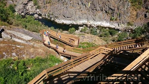 Passadiços do rio Paiva