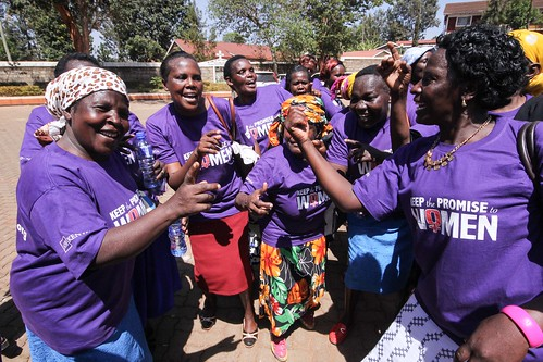 International Women's Day: Kenya