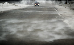 Road blizzard (konstantin.radchenko) Tags: snow road blizzard winter car storm snowstorm traffic snowy white driving weather drive dangerous cold vehicle frozen city season transportation danger nature slippery buried visibility fabruary