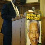 Nelson Mandela Memorial (Dr. Ilesanmi Adesida, Vice Chancellor for Academic Affairs and Provost)