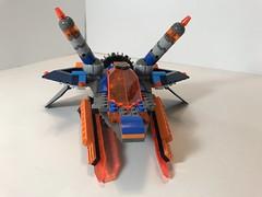 Daimyo (KGoodlow) Tags: vic viper vv space spaceship lego