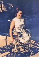 Legless lady 01 (jackcast2015) Tags: amputee legamputee wheelchairwoman wheelchair disabledwoman crippledwoman amputeewoman nolegs doubleabovekneeamputee dakamputee