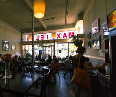 (Kelly Mermelstein) Tags: sanfrancisco california park coffee golden gate mission dolores maxfields