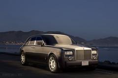 Rolls Royce Phantom (iscratchmymind) Tags: ocean california english cars car composite san britain british rolls luis phantom luxury supercar royce obispo