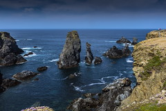 Belle Ile-4 (marcdelfr) Tags: ocean travel lighthouse france beach landscape island brittany atlantic morbihan scenics littoral