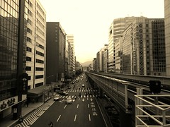 View from a MRT Station (ericku718) Tags: cityscape publictransportation taiwan flickrandroidapp:filter=ocelot