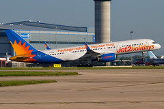 Photo of G-LSAN-1-EGCC-25 May 2013