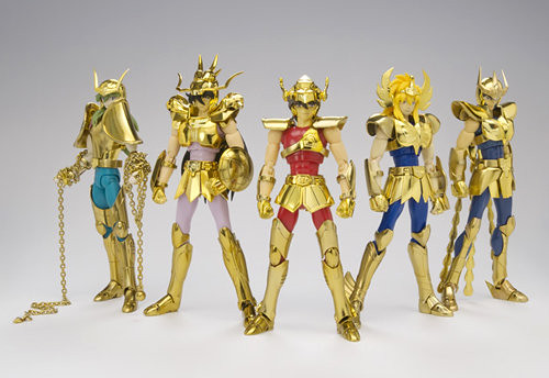 聖鬪士聖衣神話 鳳凰座一輝 初期青銅聖衣 LIMITED GOLD PHOENIX