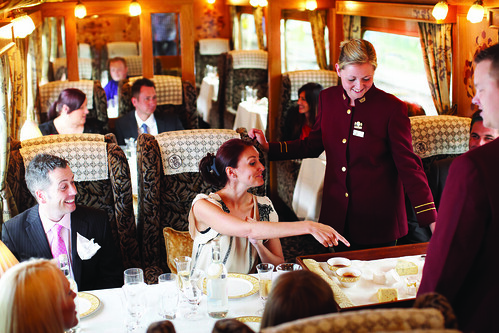 Northern Belle luxury train
