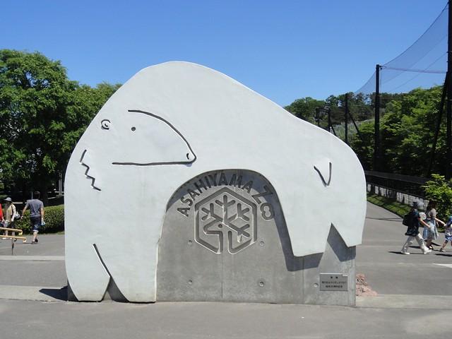 旭山動物園へやってきました|旭川市旭山動物園