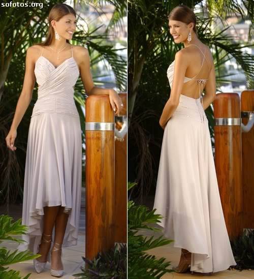 Vestidos de noiva para dia