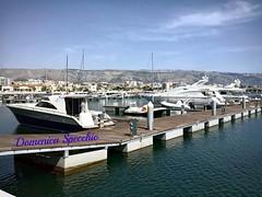 marina del gargano (Domenica Specchio) Tags: sky del marina nuvole mare yacht barche cielo puglia gargano manfredonia imbarcazioni cluody