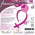 1er Encuentro Femenino (Día M) en TuTempo K7 Sep2013