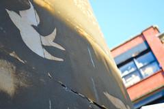 Take Flight (joeconnor1) Tags: building brick art birds bristol nikon grafitti gritty d3200