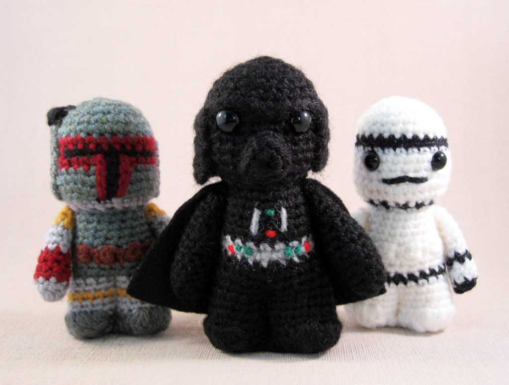 The Worlds Best Photos of amigurumi and geek - Flickr ...