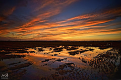 Puerto de Silla. Octubre 2013_12 (MSB.Photography) Tags: sunset sky españa nature valencia clouds reflections landscape atardecer spain sony paisaje cielo hdr reflejos albufera mygearandme mygearandmepremium mygearandmebronze nex7