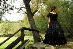 '800 (claudio.buttice) Tags: selva castellana 800 dama bosco foresta signorina rinascimento contessa giovinetta fanciulla damigella duchessa pulzella ottocento donzella baronessa boscaglia nobildonna abitoottocentesco