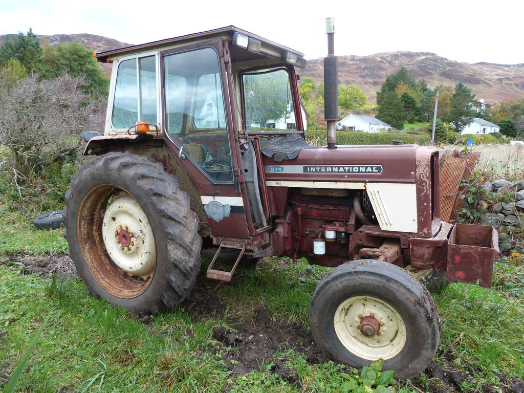 1970 574 International Tractors : The world s best photos of and tractor flickr hive mind