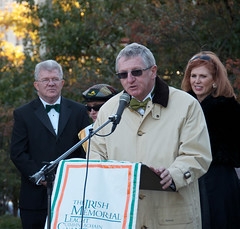Irish Consul General Noel Kilkenny