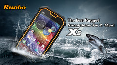 phone smartphone powerful android waterproof runbo (Photo: RunboOfficial on Flickr)