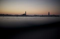 Venise depuis la lagune (Samuel Raison) Tags: venice italy lagune canal nikon italia lumire nikkor venise venezia italie canaux nikond3