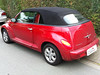 06 Chrysler PT Cruiser Convertible Beispielbild Verdeck rs 01