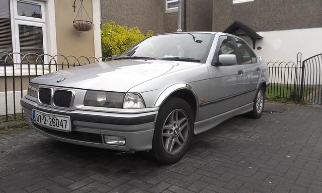 ireland bmw 1997 3series 318i